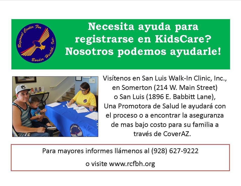 News Ofrece Slwic Inscripcion Gratuita A Kidscare Regional